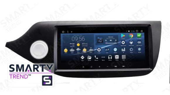 The SMARTY Trend Car Multimedia for KIA Ceed video review.