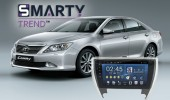 SMARTY TREND HEAD DEVICE OVERVIEW FOR Toyota Camry V50 2011- 2014