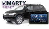 SMARTY TREND HEAD DEVICE OVERVIEW FOR Nissan Murano 2003-2008 car