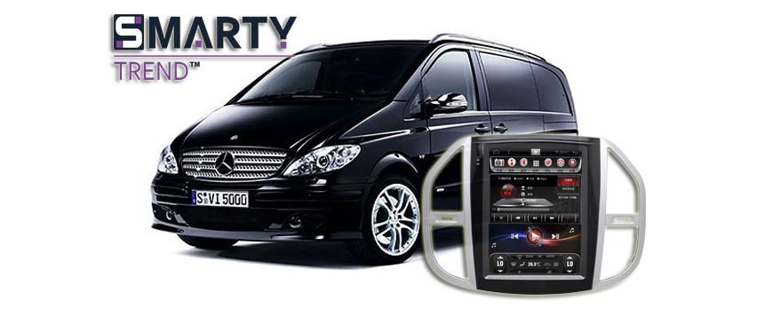 SMARTY Trend head device overview for Mercedes Vito.