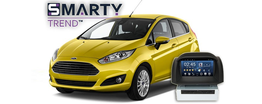 SMARTY Trend head device overview for Ford Fiesta.