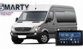 SMARTY Trend head device overview for Mercedes Sprinter w906.