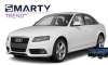 SMARTY Trend head unit overview for Audi A4