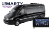 Mercedes-Benz Sprinter installation example.