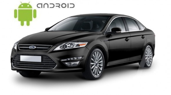Ford Mondeo in-dash Android Car Stereo Smarty Trend