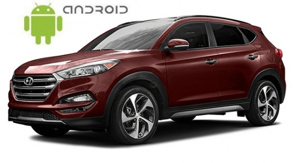 Hyundai Tucson TL (2015, 2016) Android in-dash Car Navigation Stereo Review. Compatibility factory functions.