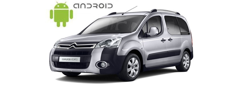 SMARTY Trend Entertainment Multimedia for Citroen Berlingo Review.