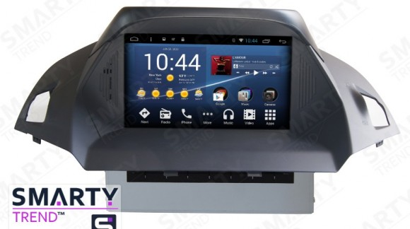 SMARTY Trend Entertainment Multimedia for Ford Kuga (2013-2015) video review.