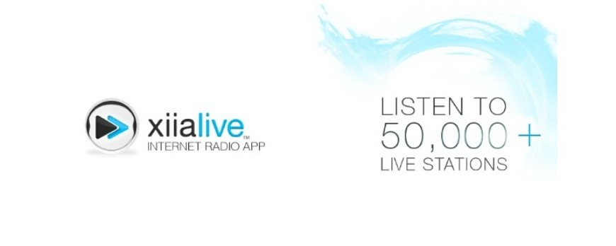 XiiaLive - Android internet live radio in your car!