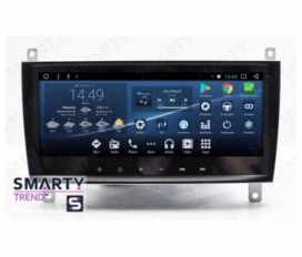Mercedes G-Class (w463) Android Car Stereo Navigation In-Dash Head Unit