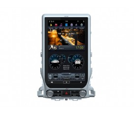 Toyota Land Cruiser 200 2016-2020 - Tesla Style Android Car Stereo Navigation In-Dash Head Unit