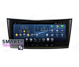 Mercedes CLS-Class (w219) Android Car Stereo Navigation In-Dash Head Unit