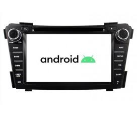 Hyundai i40 Android Car Stereo Navigation In-Dash Head Unit