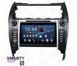 Toyota Camry V50 2011-2014 Android Car Stereo Navigation In-Dash Head Unit