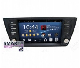 Skoda Fabia Android Car Stereo Navigation In-Dash Head Unit