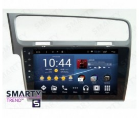 Volkswagen Golf VII Android Car Stereo Navigation In-Dash Head Unit
