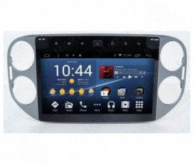 Volkswagen Tiguan Android Car Stereo Navigation In-Dash Head Unit