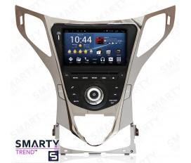 Hyundai Azera / Grandeur Android Car Stereo Navigation In-Dash Head Unit