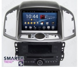 Chevrolet Captiva 2011-2014 Android Car Stereo Navigation In-Dash Head Unit