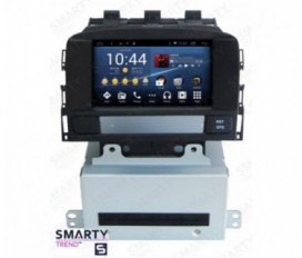 Opel Astra J 2010-2014 Android Car Stereo Navigation In-Dash Head Unit
