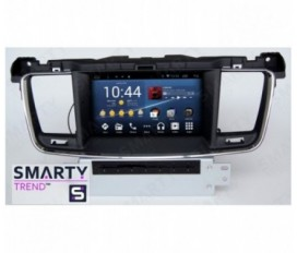 Peugeot 508 Android Car Stereo Navigation In-Dash Head Unit