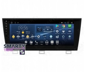 Subaru Outback 2015+ Android Car Stereo Navigation In-Dash Head Unit