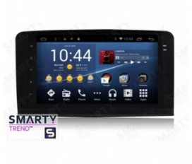 Mercedes GL-Class Android Car Stereo Navigation In-Dash Head Unit