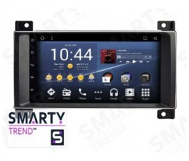 Jeep Grand Cherokee Android Car Stereo Navigation In-Dash Head Unit