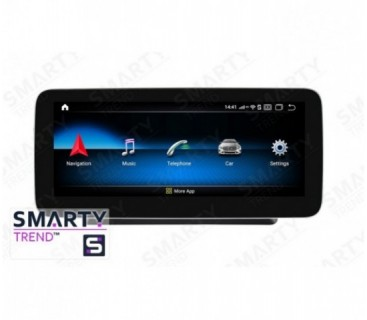 Mercedes-Benz C-Class (w205) 2015+ Android Car Stereo Navigation In-Dash Head Unit