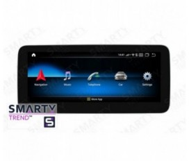 Mercedes-Benz G-Class (W463) 2012-2017 Android Car Stereo Navigation In-Dash Head Unit