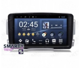 Mercedes-Benz G-Class (w463) Android Car Stereo Navigation In-Dash Head Unit