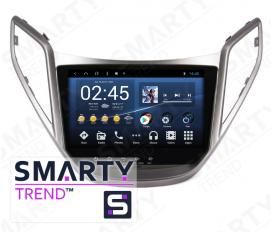Hyundai HB20 Android Car Stereo Navigation In-Dash Head Unit