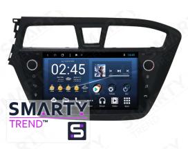 Hyundai i20 Android Car Stereo Navigation In-Dash Head Unit