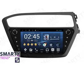 Hyundai i20 2018+ Android Car Stereo Navigation In-Dash Head Unit