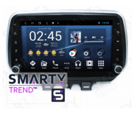 Hyundai Tucson 2019+ Android Car Stereo Navigation In-Dash Head Unit