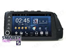 Hyundai Accent | Solaris | Verna 2017+ Android Car Stereo Navigation In-Dash Head Unit