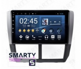 Subaru Forester 2008-2012 Android Car Stereo Navigation In-Dash Head Unit
