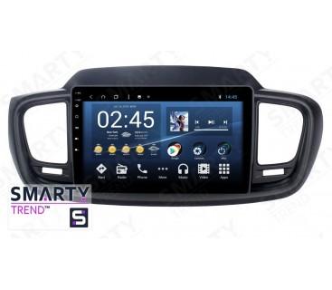 KIA Sorento 2015+ Android Car Stereo Navigation In-Dash Head Unit
