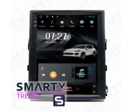 Porsche Cayenne 2011+ - Tesla Style Android Car Stereo Navigation In-Dash Head Unit