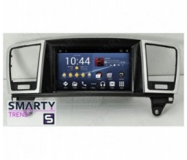 Mercedes Benz GL-Class Android Car Stereo Navigation In-Dash Head Unit