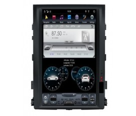 Toyota Land Cruiser 200 2008-2015 High Match - Tesla Style Android Car Stereo Navigation In-Dash Head Unit