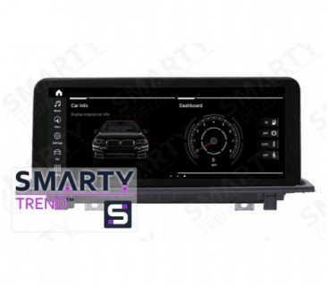 BMW X1 Series F48 (2018) EVO Android Car Stereo Navigation In-Dash Head Unit