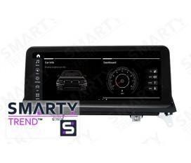 BMW X5 series E70 / X6 series E71 (2007-2010) CCC Android Car Stereo Navigation In-Dash Head Unit