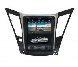 Hyundai Sonata (2011-2015) - Tesla Style Android Car Stereo Navigation In-Dash Head Unit