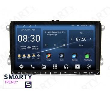 Volkswagen Passat B7 Android Car Stereo Navigation In-Dash Head Unit