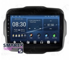 Jeep Renegade 2016-2018 Android Car Stereo Navigation In-Dash Head Unit