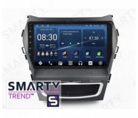Hyundai Santa Fe IX45 2012-2017 Android Car Stereo Navigation In-Dash Head Unit