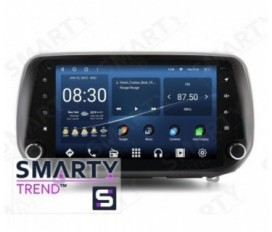 Hyundai Santa Fe IV 2018+ Android Car Stereo Navigation In-Dash Head Unit