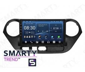 Hyundai i10 RHD Android Car Stereo Navigation In-Dash Head Unit