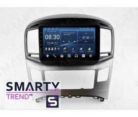 Hyundai H1 Android Car Stereo Navigation In-Dash Head Unit
